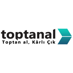 Toptanal firma logosu