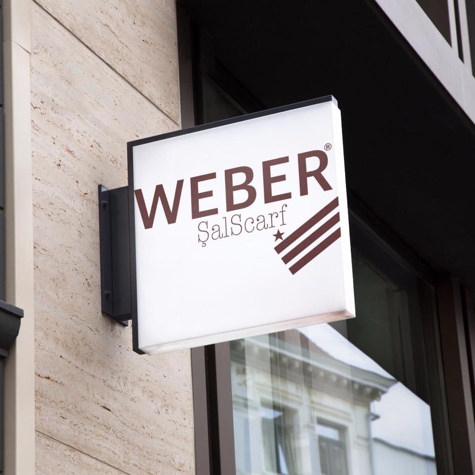 Weber Şal firma logosu